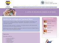 Sitio web de Centro Urologico