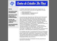 Sitio web de Centro de Estudios Da Vinci monografias tesis