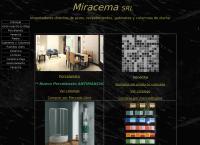 Sitio web de Miracema Srl Ceramicas