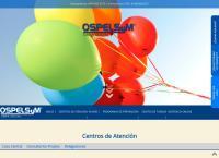 Sitio web de Ospelsym