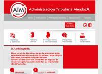 Sitio web de Direccion General de Rentas