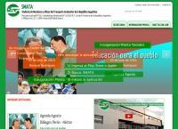 Sitio web de Sindicato Smata