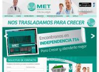 Sitio web de Met Medicina Privada
