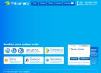 Sitio web de Tarjeta Platino Sa