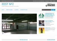 Sitio web de Escuela Tecnica No 2