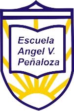 Escuela - Angel Vicente Peñaloza