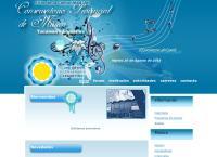 Sitio web de Conservatorio Provincial de Musica