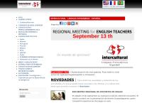 Sitio web de I.a.i.m. Instituto Intercultural-Lenguas Extranjeras (Pt-1