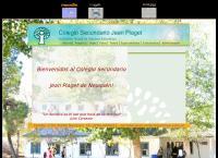 Sitio web de Colegio Secundario Jean Piaget