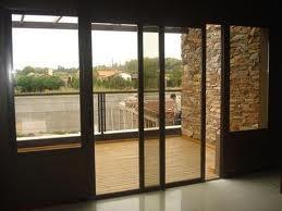 Garcia aberturas de aluminio la plata 122 for Puerta balcon pvc