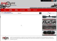 Sitio web de Full Aire