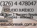 Abogados Posadas, Misiones, Estudios Jurídicos