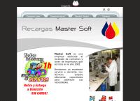 Sitio web de Recargas de Cartuchos y Toners Master Soft La Plata