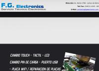 Sitio web de F.g.electronics