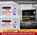 Elevadores de Tensión Electrotec (011) 48492747