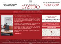 Sitio web de Cocheria Castro Hnos