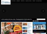 Sitio web de Sindicato de Trabajadores Perfumistas