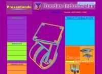 Sitio web de Ruedacar SRL
