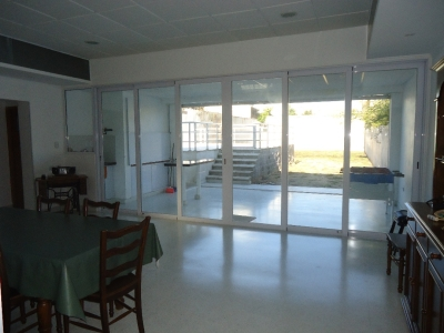 Dalum aberturas de aluminio la plata 122 e 63 y 64 n 1546 for Puerta balcon pvc
