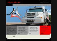 Sitio web de Trucksur Cargas SRL