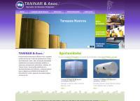 Sitio web de Taninar & Asoc.