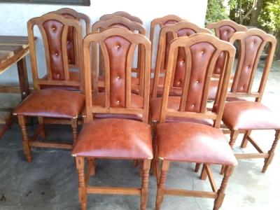 solo algarrobos machagai partido de san fernando On sillas algarrobo tapizadas
