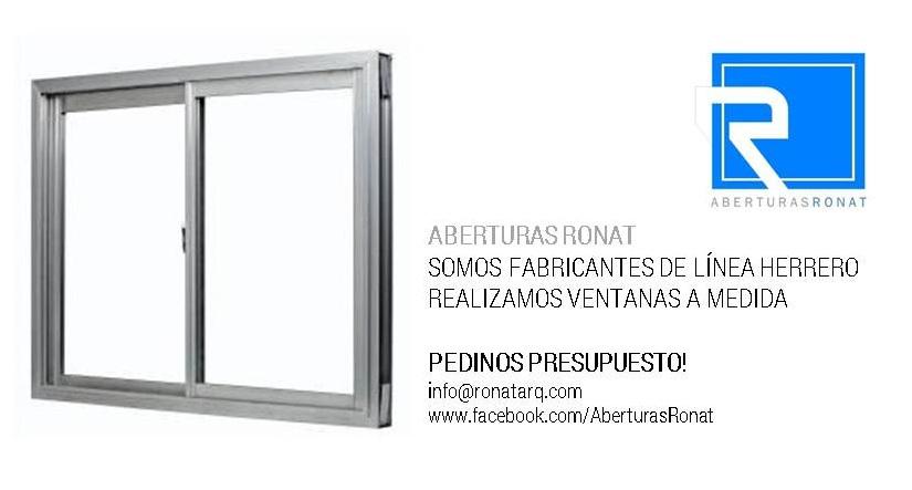 Ronat Aberturas Buenos Aires Jos C Paz