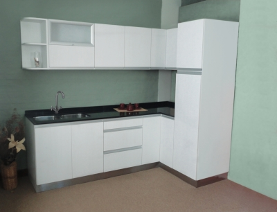 Finetza paran av zanni 3155 - Mueble cocina blanco ...