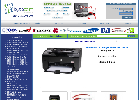 Sitio web de Bytecom Computación