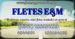 FLETES Y MUDANZAS E&M ROSARIO