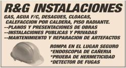 GASISTAS R&G INSTALACIONES