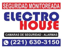 ELECTROHOUSE  sistemas de seguridad