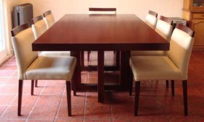 Tanta muebles productos mesas de comedor a medida - Medidas mesas de comedor ...